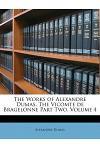 The Works of Alexandre Dumas. the Vicomte de Bragelonne Part Two. Volume 4