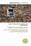 1220s in Architecture