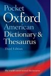 Pocket Oxford American Dictionary and Thesaurus