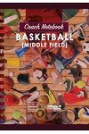 Coach Notebook - Basketball (Middle Field)