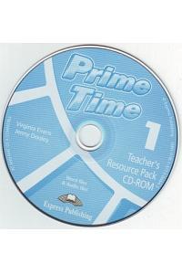 PRIME TIME 1 TEACHER'S RESOURCE PACK & TESTS CD-ROM
