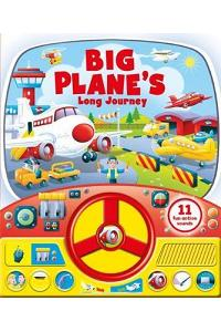 Steering Wheel Sound Book: Big Plane's Long Journey