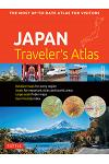 Japan Traveler's Atlas: Japan's Most Up-To-Date Atlas for Visitors