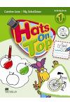Hats on Top Activity Book Level 1