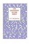 1396 Questions Of The Bible: The Ultimate Bible Quiz Book