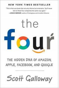 Four (OF-EXP) : The Hidden DNA of Amazon, Apple, Facebook, and Google