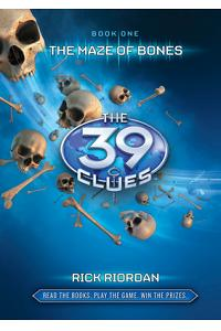 The 39 Clues #1: The Maze of Bones [With 6 Game Cards]