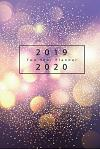 2019-2020 Two Year Planner: 24 Months Calendar Planner, 2019-2020 Academic Planner, 2019-2020 Monthly Calendar, January 2019 to December 2020, 2 Y