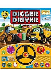 Digger Driver (Steering Wheel JCB)