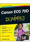 Canon EOS 70D for Dummies