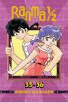 Ranma 1/2 (2-In-1 Edition), Vol. 18, Volume 18: Includes Vols. 35 & 36
