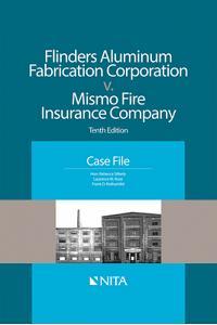 Flinders Aluminum Fabrication Corporation V. Mismo Fire Insurance Company: Case File