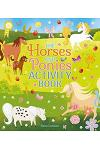 The Horses and Ponies Activity Book :