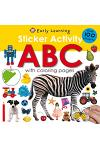 Sticker Activity ABC: Over 100 Stickers with Coloring Pages [With Over 100 Stickers]