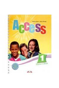 ACCESS 1 TEACHER'S BOOK (INTERNATIONAL)