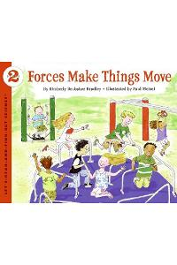 Forces Make Things Move