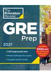 Princeton Review GRE Prep, 2021: 4 Practice Tests + Review & Techniques + Online Features