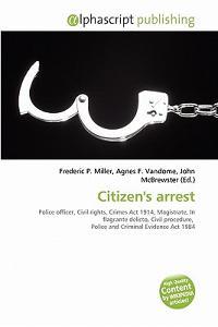 Citizen's Arrest