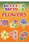 Glitter Tattoos Flowers
