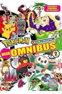 Pokemon Sun Moon Mega 2