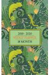 18 Month Weekly Planner 2019 -2020: Colorful Chameleons and Geckos Will Keep You Smiling While You Stay Organized for a Full 18 Months. Keep Your Sche