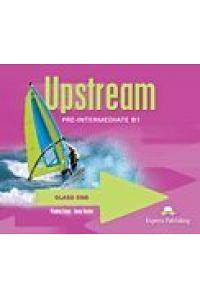 UPSTREAM PRE-INTERMEDIATE B1 CLASS CDs (SET OF 4)