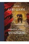 Art of Gary Gianni for George R. R. Martin's Seven Kingdoms