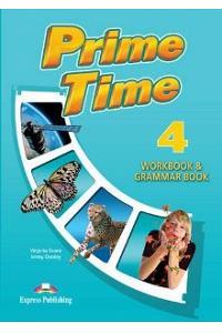 PRIME TIME 4 WORKBOOK & GRAMMAR BOOK (INTERNATIONAL)