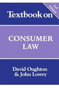 Textbook on Consumer Law