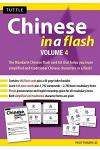 Chinese in a Flash Volume 4 (Tuttle Flash Cards)