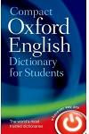 Compact Oxford English Dictionary: For University and College Students