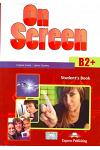 ON SCREEN B2+ STUDENT'S BOOK (WITH IEBOOK & WRITING BOOK)