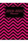 2019-2021 Planner: Cute Pink Book, Three Year Monthly Schedule Organizer, Academic 2019-2021 Calendar Book, Large 8.5