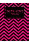 2019-2021 Planner: Cute Pink Book, Three Year Monthly Schedule Organizer, Academic 2019-2021 Calendar Book, Large 8.5