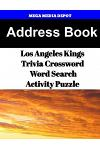 Address Book Los Angeles Kings Trivia Crossword & Wordsearch Activity Puzzle