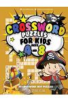 Crossword Puzzles for Kids Ages 4-8: 90 Crossword Easy Puzzle Books