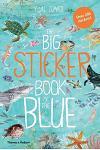 Big Sticker Book of Blue