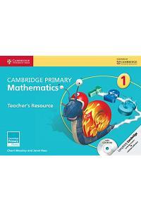Cambridge Primary Mathematics Stage 1 Teacher's Resource [With CDROM]