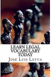 Learn Legal Vocabulary Today: English-Spanish Legal Glossary