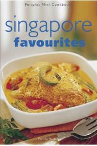 Periplus Mini Cookbook - Singapore Favourites