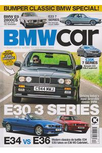 BMW Car - UK (6-month)