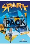 SPARK 1 STUDENT'S PACK WITH ieBook (INTERNATIONAL)