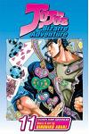 Jojo's Bizarre Adventure: Part 3--Stardust Crusaders, Vol. 11
