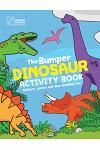 The Bumper Dinosaur Activity Book: Stickers, Games and Dino-Doodling Fun!