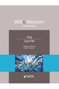 BMI v. Minicom: Trial, Case File