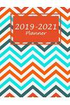 2019-2021 Planner: Beauty Colorful Book, Three Year Monthly Schedule Organizer, Academic 2019-2021 Calendar Book, Large 8.5