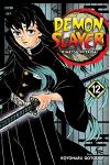 Demon Slayer: Kimetsu No Yaiba, Vol. 12, Volume 12