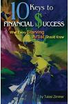 10 Keys for Financial Success: What Every Starving Artist Should Know