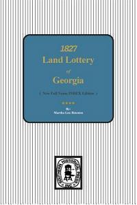 1827 Land Lottery of Georgia