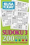 USA Today Sudoku 3: 200 Puzzles